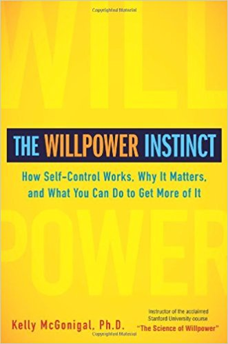The Willpower Instinct: How L'autocontrollo funziona