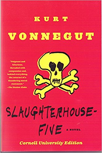 Slaughterhouse-five. Author: Kurt Vonnegut