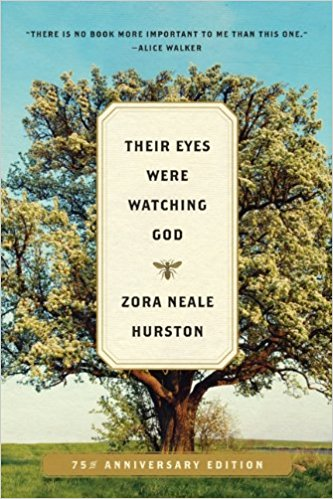 Their Eyes Were Watching God. Author: Zora Neale Hurston