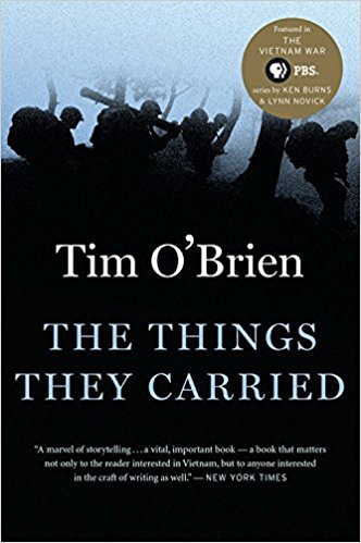 The Things They Carried. Author: Tim O'Brien