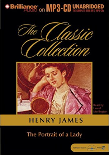 The Portrait of a Lady. Author: Henry James
