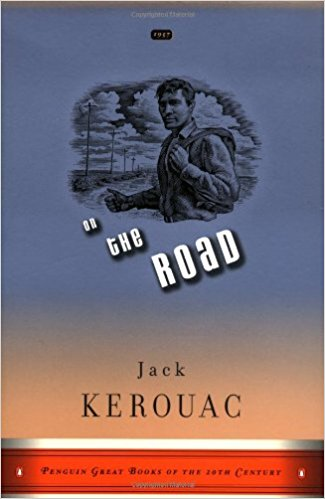 >On the Road. Author: Jack Kerouac