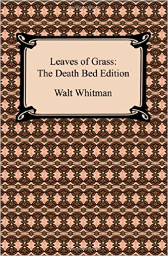 Leaves of Grass. Author: Walt Whitman