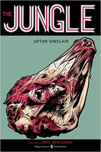 The Jungle. Author: Upton Sinclair
