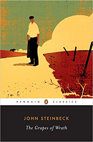 The Grapes of Wrath. Author: John Steinbeck