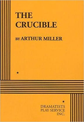 The Crucible. Author: Arthur Miller