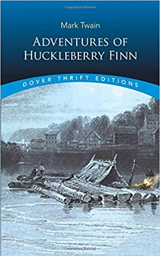 The Adventures of Huckleberry Finn. Author: Mark Twain