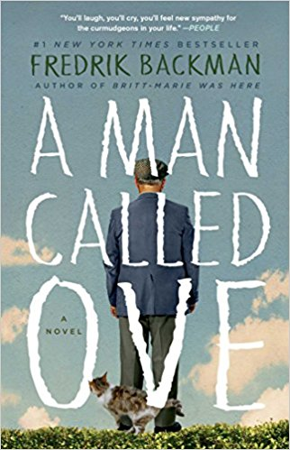 A Man Called Ove. Author: Fredrik Backman