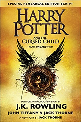 Harry Potter and the Cursed Child. Author: Jack Thorne