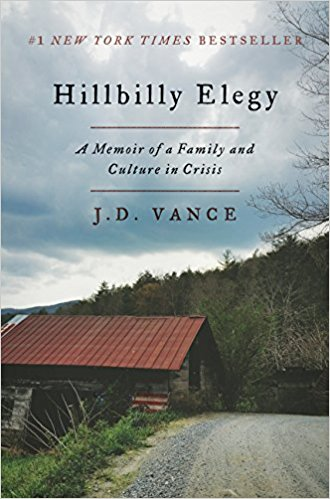 Hillbilly Elegy Author J.D. Vance
