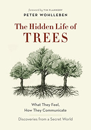 The Hidden Life of Trees What They Feel How They Communicate—Discoveries from a Secret World Author Peter Wohlleben.