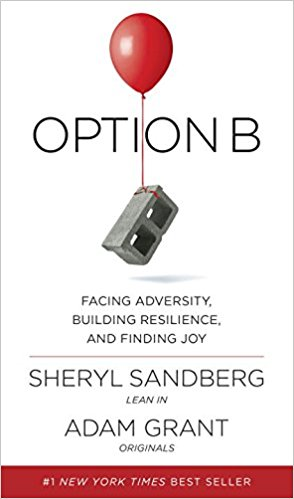 Option B Facing Adversity Building Resilience and Finding Joy Authors Sheryl Sandberg and Adam Grant