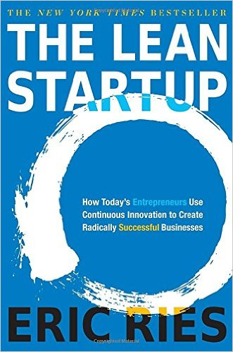 The Lean Startup. Author: Eric Ries