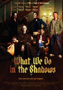 What We Do in the Shadows  2014