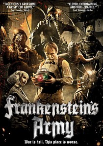 Frankenstein's Army 2013
