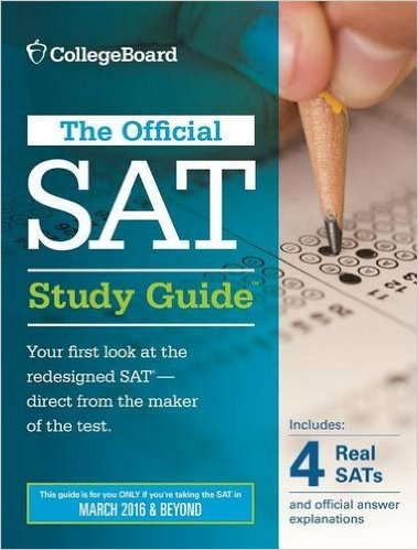 Official SAT Study Guide (2016 Edition) The College Board